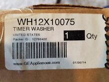New in the box OEM WH12X10075 Washer Timer