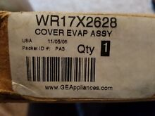 Brand New GE OEM WR17X2628 Cover Evap Assembly