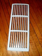 Jenn Air down draft air grill   white   74005793 clean