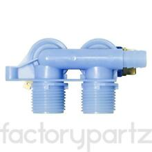 New OEM GE Washer Dryer COMBO WATER CW47C VALVE WH13X10064