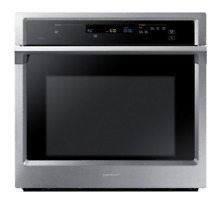 Samsung NV51K6650SS 30  Stainless Electric Wall Oven 30 Inch Steam Convection