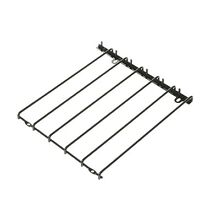 NEW OEM GENUINE WALL OVEN RACK GUIDE   LEFT WB48X21766