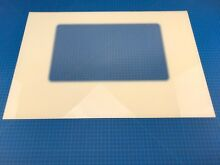 Genuine Whirlpool Range Oven Outer Door Glass 9756419