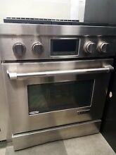 Jennair 30 Inch Pro Style Gas Range with MultiMode Convection JGRP430WP