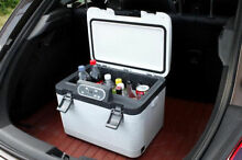 19L Portable Car Cooler Warmer Truck Electric Fridge Travel RV Boat Refriger