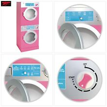 Kenmore Kenmore Stacked Washer and Dryer Play Set   Pink