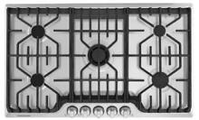Fridgidaire FPGC3677RS Pro 36  Stainless Gas Cooktop w Griddle