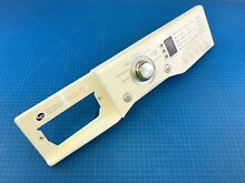 Genuine LG Front Load Washer Control Panel Assembly AGL31533014 EBR32268105