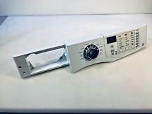 Frigidaire Washer Control Panel Assembly 137501810 137501710 137260860