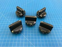 Genuine Frigidaire Range Oven Surface Burner Knob 316564511 316564508 Set of 5
