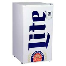 NEW Miller Lite Compact Fridge 90L FREE2DAYSHIP TAXFREE