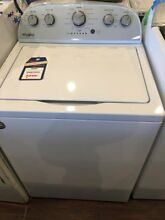 New Open Box Whirlpool 3 5 cu  ft  Top Load Washer with the Deep Water Wash Opti