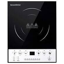 Induction Cooktop 1800watts Protable Indoor Outdoor Stove Countertop Burner