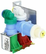DELIVERY 2 3 DAYS  Whirlpool Refrigerator Water Inlet Valve 2315533 W10247725