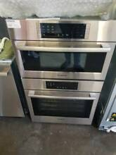 Bosch  Speed Combination Oven AND MICROWAVE Stainless Steel HBL8752UC