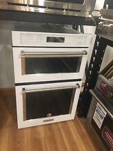 27  Double Wall Oven KitchenAid KOCE507EWHw Even Heat True Convection   White