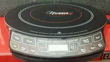 Nuwave 2 Precision Induction Portable Electric Cooktop W  9  Ceramic Pan