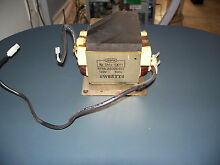 Sharp GE LG Whirlpool Kenmore Microwave Transformer Part Number RTRN A609WRZZ