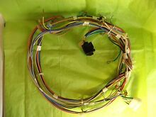 GE Hotpoint Dryer   Wire Harness WEO8X10048  With Thermal Fuse   Terminal Block