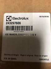 Refrigerator Ice Maker for Replacement for  Electrolux Frigidaire 243297606  NEW