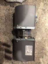GE Spacemaker 2 0 Microwave Stainless   Ventilator Motor  And  Other Parts