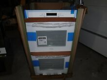 Frigidaire Ffet 3026TW 30  Electric Double Wall Oven in White