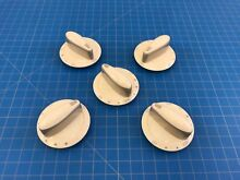 Genuine Maytag Range Oven Surface Burner Knob 74009096 7733P418 60 Set of 5
