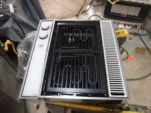 Jenn air cm100 single downdraft grill unit