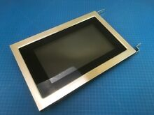 Genuine KitchenAid KMCC5015GSS0 Microwave Oven Complete Door Assembly