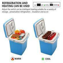 Independence Day 26L Electric Cooler Warmer Car Home Plug Portable Mini Fridge