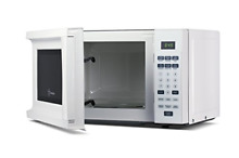 Westinghouse WCM770W 700 Watt Counter Top Microwave Oven  0 7 Cubic Feet  White