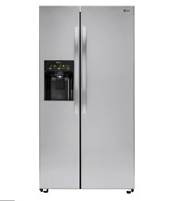 LG LSXS26336S 36  Stainless Steel 26 2 cu ft SpacePlus Ice System Multi Air