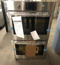 Bosch 500 Self Cleaning Convection Double Electric Wall Oven HBL5651UC