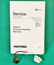 Maytag Skybox Compressor Starter Relay   Overload Protector   Service Manual Kit