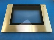 Genuine LG Electric Oven Door Glass Panel Assembly MKC47970112 MCR64732602