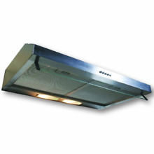 Yosemite Home Decor BWRS30S Builder Series Undercabinet Hood  30 Inch  Stainless