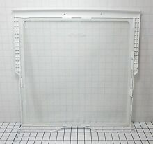 NEW OEM GE Refrigerator Slideout Shelf Assembly WR71X10582