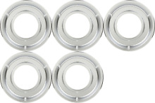 Frigidaire 5303131115 Gas Stove Drip Pan  Pack of 5