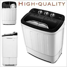 3 6 kg Portable Mini Washing Machine Home Twin Tub Wash Machine Wash Spin Dryer