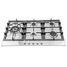 950SLTX E 34  Gas Cooktop 5 Burners  Stainless Steel Retail 499