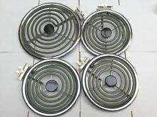 Simpson Harmony Nova Oven Cooktop 3 SMALL   1 LARGE Hotplate Element 75A954W 05