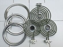Simpson Harmony Nova Oven Cooktop 2 SMALL   1 LARGE Hotplate Element 75A974W 00