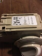 Used Whirlpool Kenmore Washer Timer 3951166B