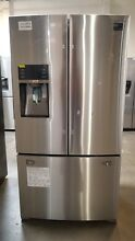 Samsung  RF23HCEDBSR 22 5CF French Door Refrigerator Stainless  Demo Special