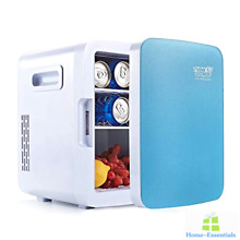 Mini Fridge Electric Cooler Box Warmer Portable Drink Can Food Storage Hot Cold