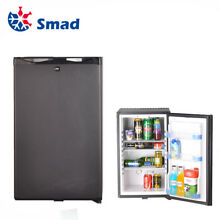 SMAD 1 8 cu ft 12V 110V Fridge Mini Refrigerator Car Cooler Domestic Vehicle RV