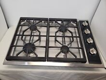 WOLF Stainless Steel CT30G S 30  GAS COOKTOP STOVETOP Range