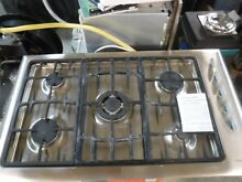 Fisher   Paykel GC901 Stainless Steel 36 in  Gas Gas Cooktop