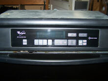 Whirlpool Built In Oven  Control Board   4452890  w    8300429 Panel