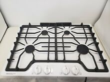 NEW Frigidaire Gallery 30  White 4 Burner Gas Cooktop Stovetop FGGC3045QWA